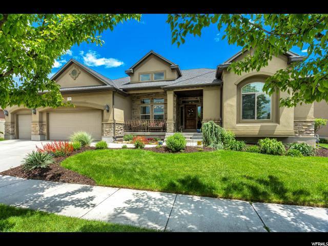 13479 S Wesleyan Way, Riverton, UT 84065 (#1527754) :: Bustos Real Estate | Keller Williams Utah Realtors