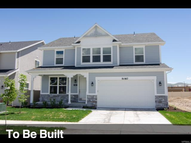 14873 S Mossely Bend Dr W #17, Herriman, UT 84096 (#1527763) :: Exit Realty Success