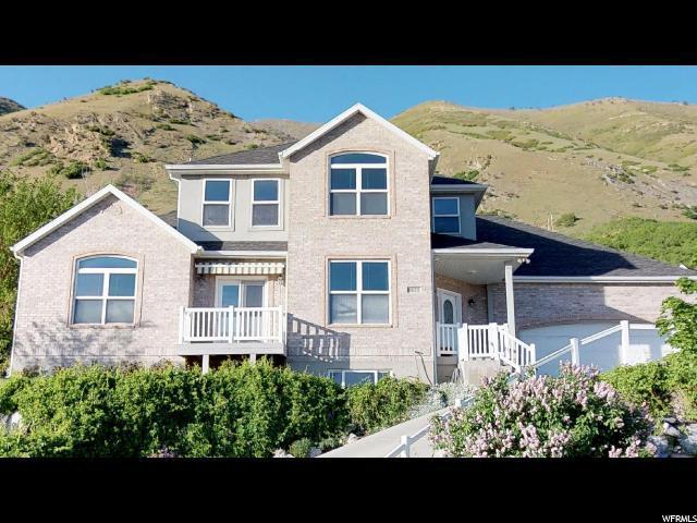 1633 E Center, Springville, UT 84663 (#1527796) :: Bustos Real Estate   Keller Williams Utah Realtors