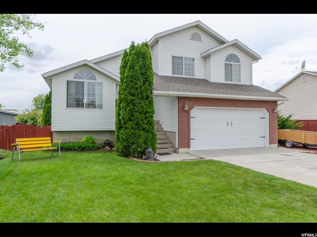 101 W 1980 S, Clearfield, UT 84015 (#1527803) :: Bustos Real Estate | Keller Williams Utah Realtors