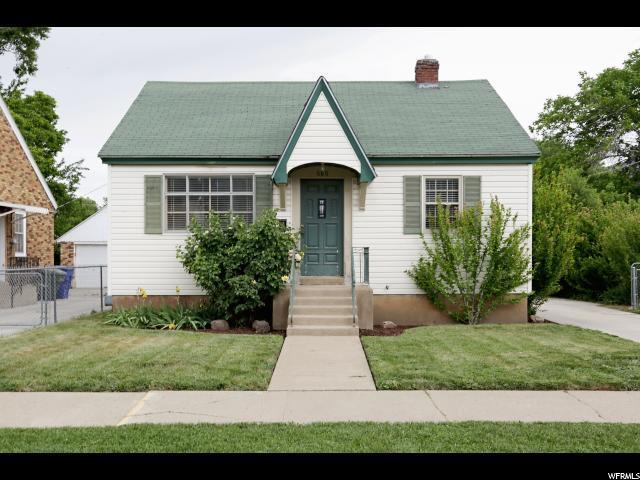 680 16TH St, Ogden, UT 84404 (#1527818) :: Big Key Real Estate