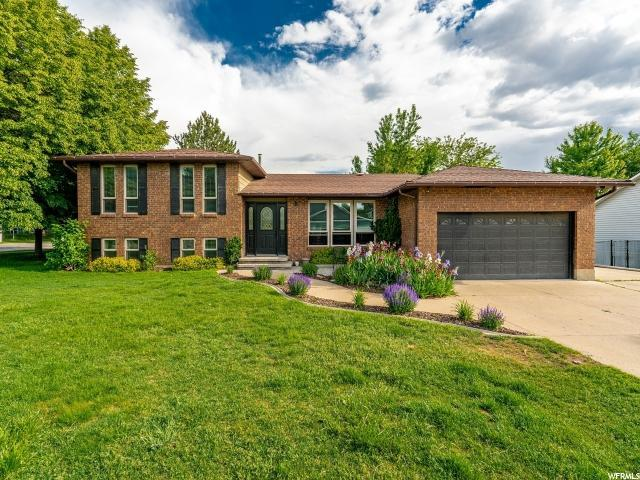 417 W Willow Valley Dr, Centerville, UT 84014 (#1527826) :: Exit Realty Success