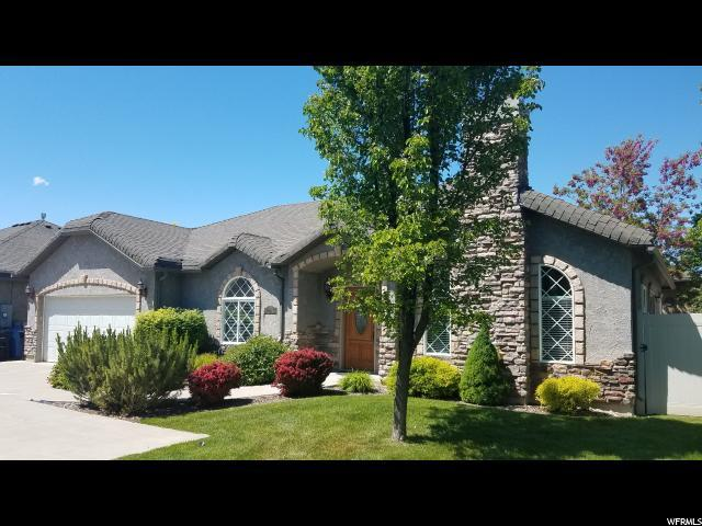 418 Choke Cherry Ln, Providence, UT 84332 (#1527829) :: The Fields Team
