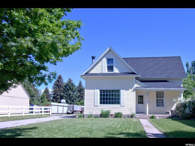 142 W 100 N, Preston, ID 83263 (#1527837) :: Big Key Real Estate