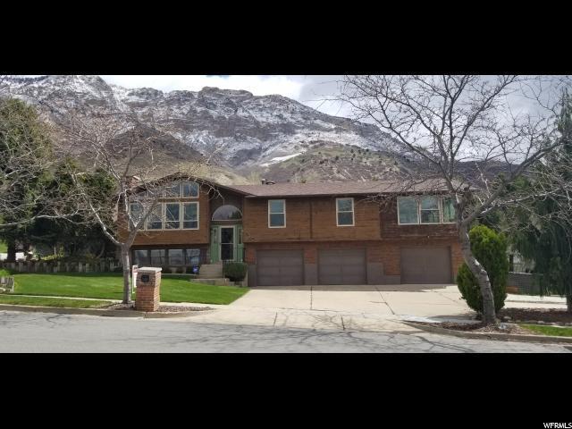 3096 N 1225 E, North Ogden, UT 84414 (#1527843) :: Big Key Real Estate