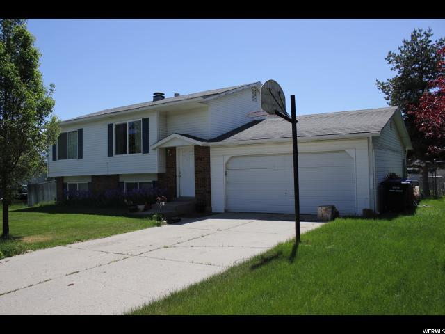 4963 W Gaskill Way S, West Jordan, UT 84081 (#1527850) :: Bustos Real Estate | Keller Williams Utah Realtors