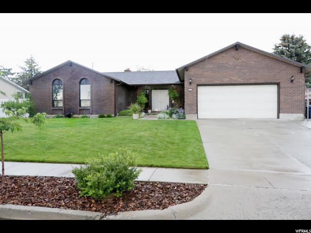 831 S 585 W, Brigham City, UT 84302 (#1527853) :: Big Key Real Estate