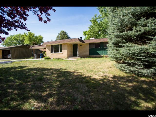 875 E Chambers, Ogden, UT 84403 (#1527854) :: Bustos Real Estate | Keller Williams Utah Realtors