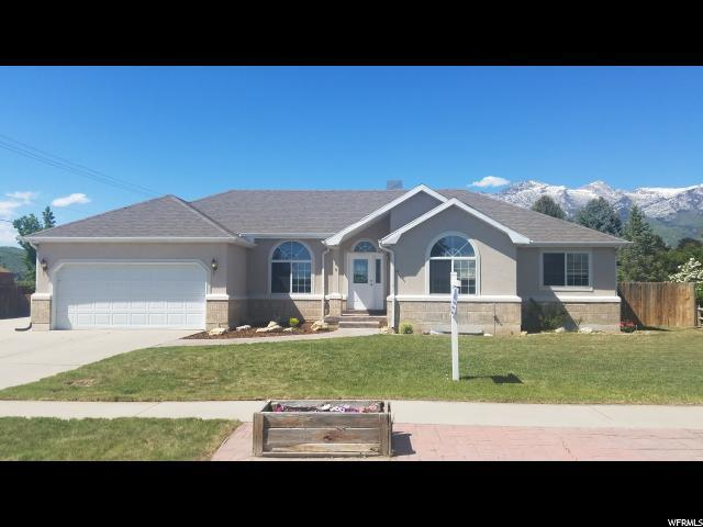 304 W Sunset Dr, Alpine, UT 84004 (#1527859) :: The Fields Team
