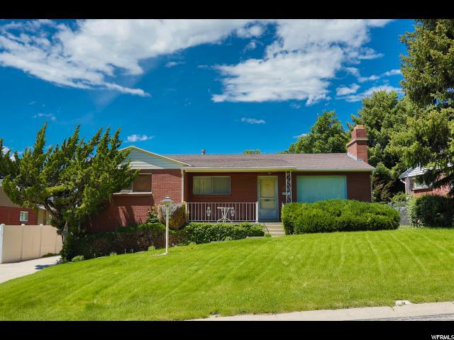 2137 Terra Linda Dr, Holladay, UT 84124 (#1527871) :: Exit Realty Success