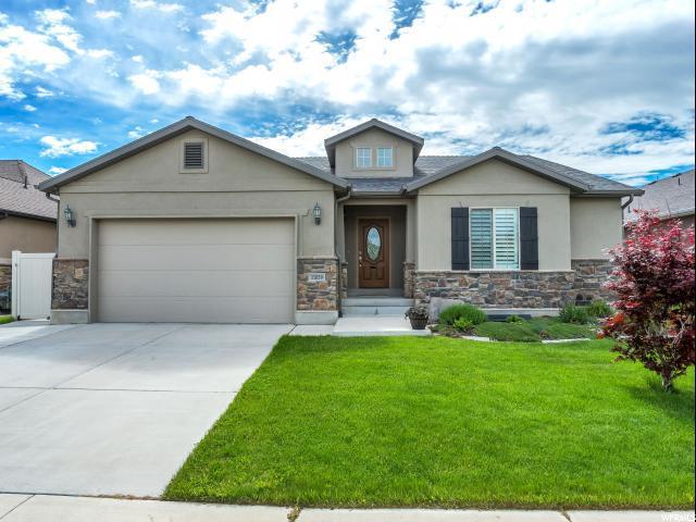 11059 S Tippecanoe W, South Jordan, UT 84095 (#1527882) :: Big Key Real Estate
