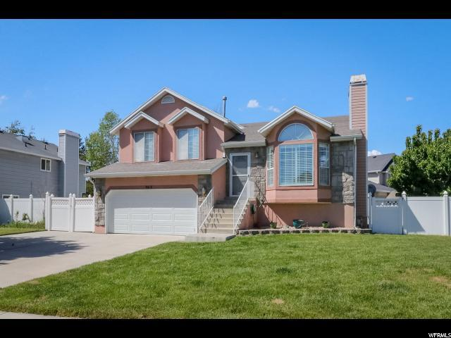 969 E Merewood Ct, Sandy, UT 84094 (#1527910) :: Colemere Realty Associates