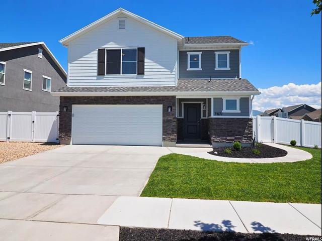 3671 S Clearwater Way, Syracuse, UT 84075 (#1527917) :: Big Key Real Estate