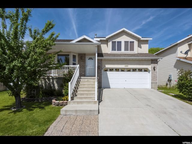 3162 S Ivy Park Dr, West Valley City, UT 84119 (#1527925) :: Red Sign Team
