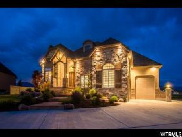 401 Star Light Ct, Grantsville, UT 84029 (#1527934) :: Exit Realty Success