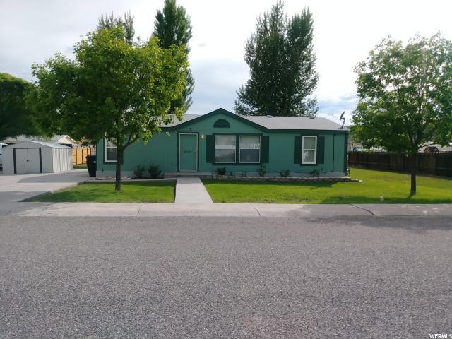 251 N Salina Creek Dr, Salina, UT 84654 (#1527944) :: Exit Realty Success
