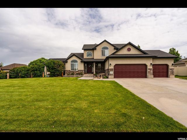 1750 W 75 N, Layton, UT 84041 (#1528000) :: Big Key Real Estate