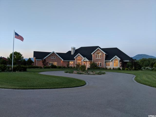 3422 S 4200 W, Wellsville, UT 84339 (#1528033) :: The Fields Team