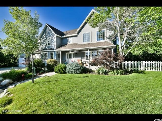 2127 E Oak Manor Dr, Sandy, UT 84092 (#1528056) :: Colemere Realty Associates