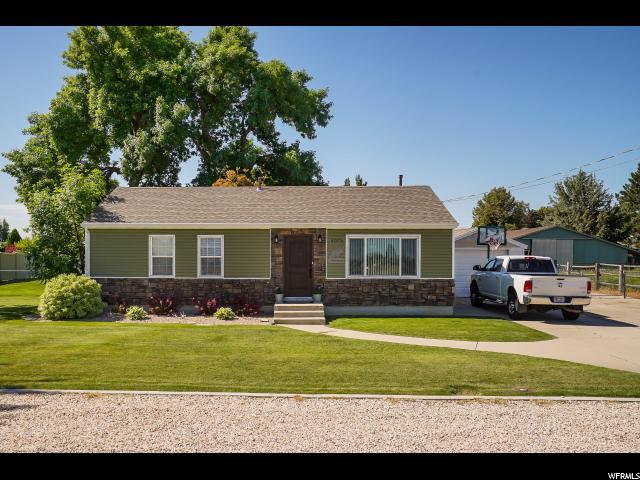 4075 W 2600 N, Plain City, UT 84404 (#1528105) :: Big Key Real Estate