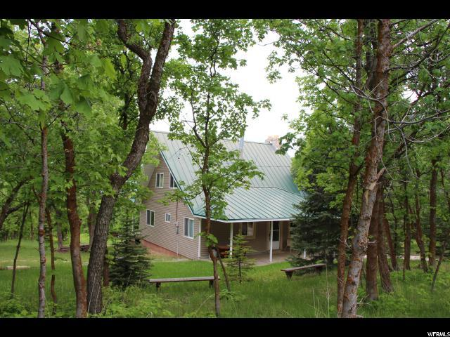12550 S S Loafer Canyon Rd, Elk Ridge, UT 84651 (#1528128) :: Exit Realty Success