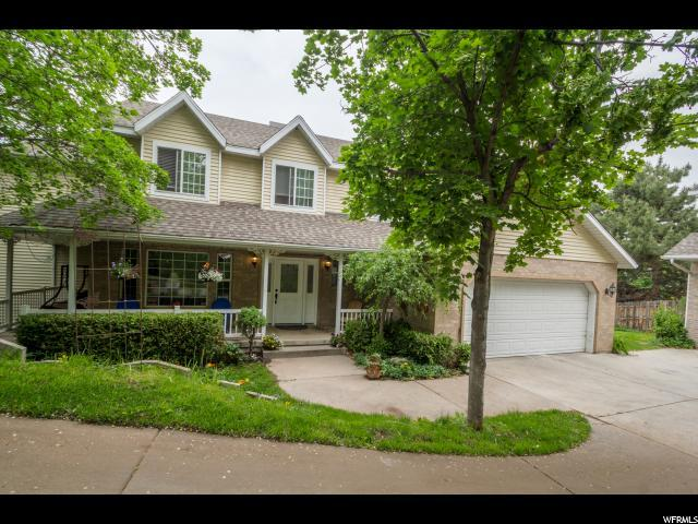 213 N Valley View Dr, North Salt Lake, UT 84054 (#1528137) :: Big Key Real Estate