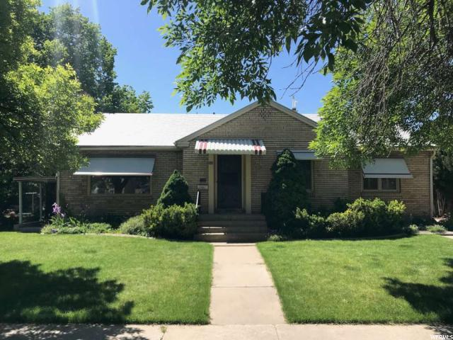 555 N 300 E, Logan, UT 84321 (#1528183) :: Exit Realty Success