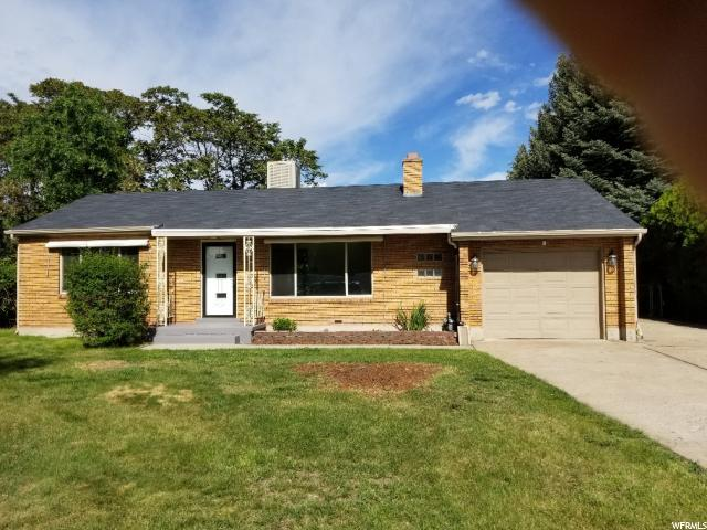 537 S Fort Ln, Layton, UT 84041 (#1528207) :: Exit Realty Success