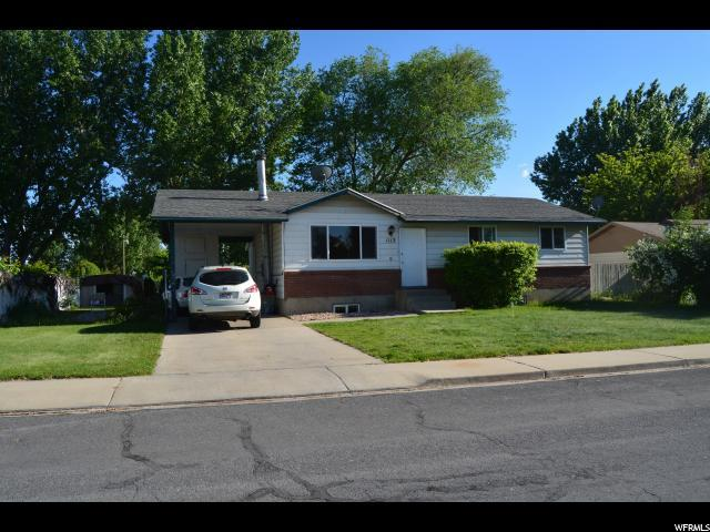 1113 W 85 S S, Orem, UT 84058 (#1528232) :: Big Key Real Estate