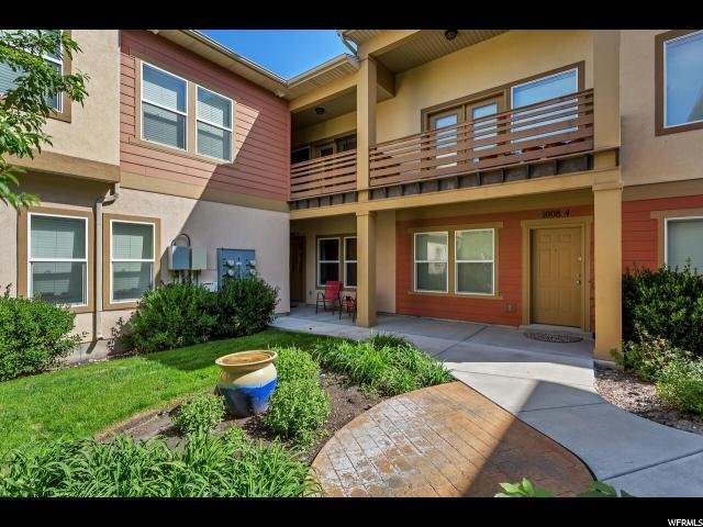 1008 N Shepard Creek Parkway #3, Farmington, UT 84025 (#1528236) :: Big Key Real Estate