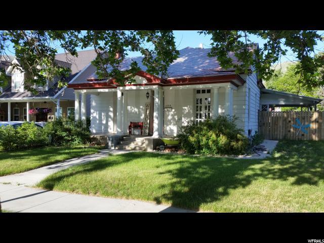 135 S 400 E, Brigham City, UT 84302 (#1528242) :: Big Key Real Estate