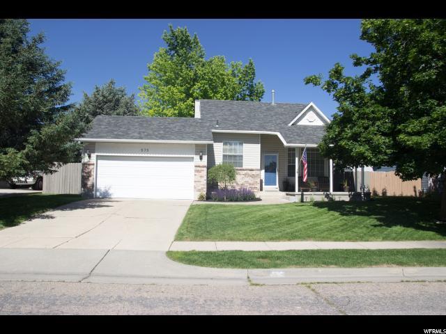 575 S 850 E, Layton, UT 84041 (#1528256) :: Big Key Real Estate