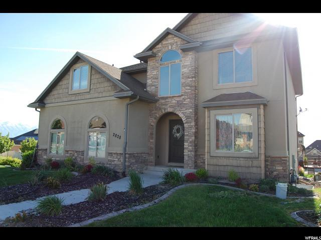 2828 S Cottontail Loop W, Saratoga Springs, UT 84045 (#1528269) :: The Fields Team