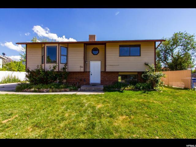 679 E 1200 N, Ogden, UT 84404 (#1528274) :: Big Key Real Estate