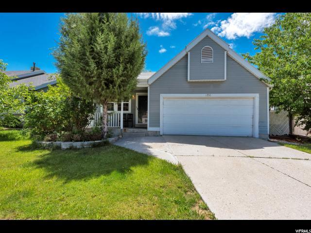 1735 Crystal Rock Ave, Salt Lake City, UT 84116 (#1528283) :: RE/MAX Equity