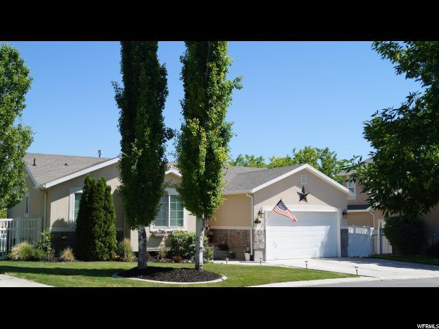 38 Hunters Hvn, Saratoga Springs, UT 84045 (#1528318) :: Big Key Real Estate