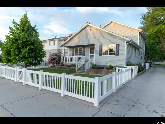 270 N 900 W, Provo, UT 84601 (#1528322) :: Red Sign Team