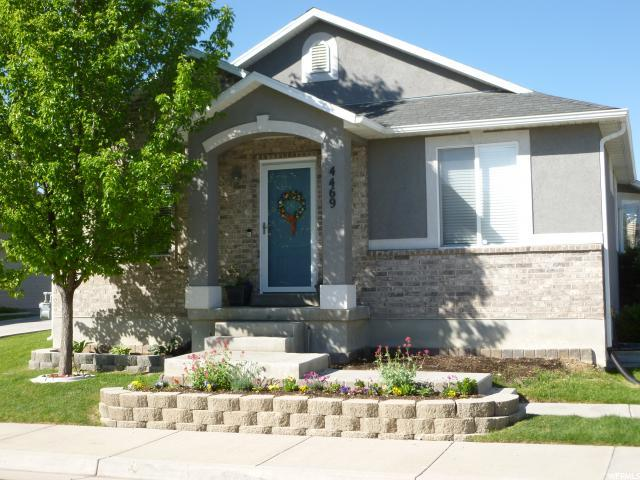 4469 W Osage S, Riverton, UT 84096 (#1528356) :: Big Key Real Estate