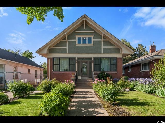 926 27TH St, Ogden, UT 84403 (#1528376) :: Big Key Real Estate