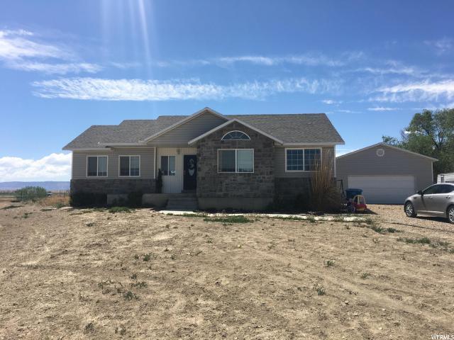 150 S 300 W, Cleveland, UT 84518 (#1528385) :: Exit Realty Success