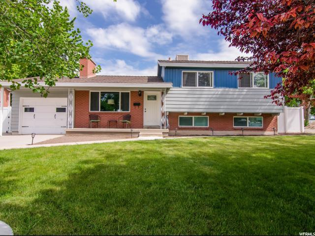 583 E Scott Ave, South Salt Lake, UT 84106 (#1528865) :: RE/MAX Equity