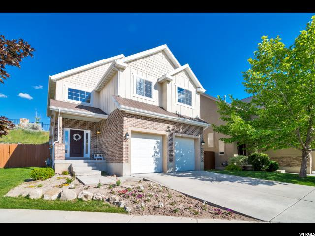 5266 N Fox Hunters Loop W, Lehi, UT 84043 (#1529043) :: Exit Realty Success