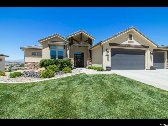 2940 King Ct Ln, Washington, UT 84780 (#1529099) :: Exit Realty Success