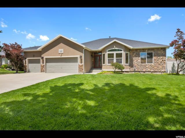 1262 W Creek Ridge Dr, South Jordan, UT 84095 (#1529109) :: Colemere Realty Associates
