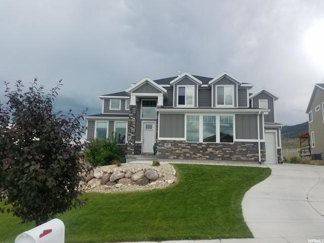 567 W Fox Hollow Dr, Saratoga Springs, UT 84045 (#1529111) :: RE/MAX Equity