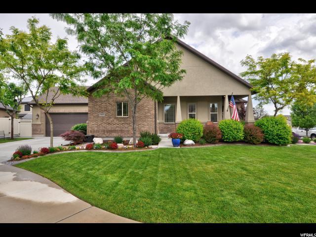 11013 S Cedarhurst Cv, South Jordan, UT 84009 (#1529131) :: Big Key Real Estate
