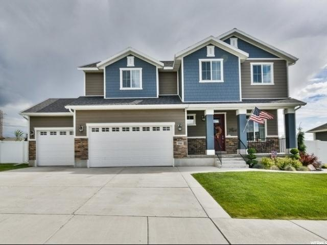1968 E Foothill Way N, Layton, UT 84040 (#1529299) :: Big Key Real Estate