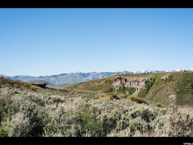 1360 E Canyon Gate Rd, Park City, UT 84098 (MLS #1529343) :: High Country Properties