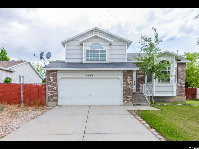 6382 S Laurel Canyon Dr, West Valley City, UT 84118 (#1529345) :: Exit Realty Success
