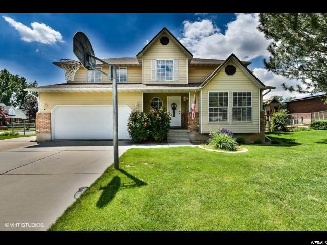 2075 N 2350 E, Layton, UT 84040 (#1529361) :: Exit Realty Success